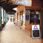 The famous bakery
