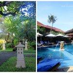 Legian Paradiso Hotel Foto