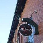 Outdoor Sign, Zeppa Bistro