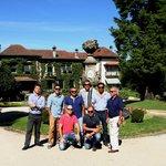 Grupo que visitou a Quinta.