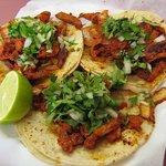 Thursday street tacos
