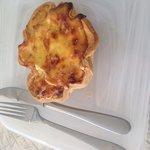Best cauliflower and cheese pie