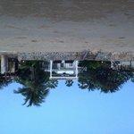 chaba villa on the beach