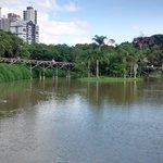 Botanic Garden - Five minutes walking.