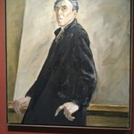 Self Portrait clyfford Still