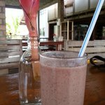 mulberry shake