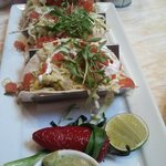 Terrace Pointe Cafe Fish Tacos