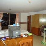 Other view of Room facing Balcony and Bathroom door