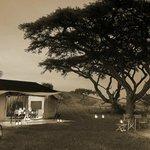 Mess Tent at Kirurumu Ngorongoro Camp