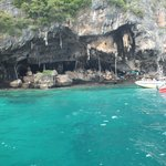 Sea Gypsy cave dwelling