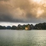 Halong Bay dawn, Vietnam