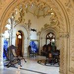 Interior del Hotel-Palacio