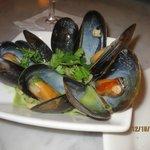 RI Rhody mussel pasta