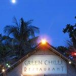 The restaurant @ full moon
