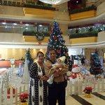 Jinjiang Hotel Lobby