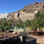 Paesaggio del Hotel