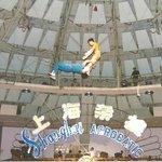 Istantanea del Circo acrobatico di Shanghai