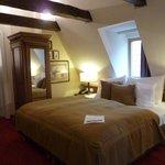 Room 416 bed side