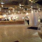 Riverton lobby