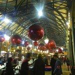 Covent Garden, lo adoro!