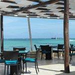 Restaurante La Brisa - excelente vista