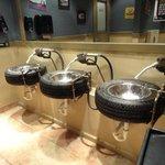 the Ladies Washroom!!!
