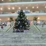 overal prachtige kerst versiering