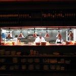 Palmers Open Concept Kitchen
