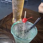 beer and apple martini
