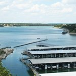 Lake Travis view from patio