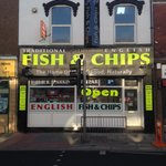 Traditional Fish & Chip shop