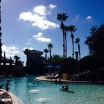 Pool at Omni Orlando Champions Gate