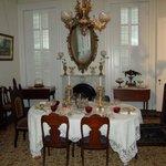 Tallman House Dining Room