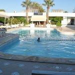 seconde piscine du coté de l'hotel