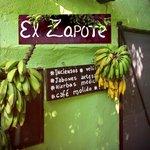 Bananas del Jardin de El Zapote Tulum
