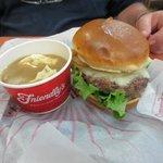 Heinz 57 burger