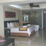 Junior suite ocean view with jacuzzi of room 1506
