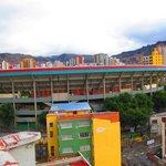 Estadio Siles (enfrente)