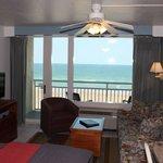 Sea Cabin Style Room