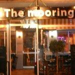 The Mooring at night