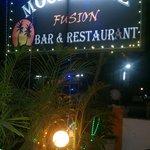 Moonshine fusionbar&restaurant calangute near kamat holiday street