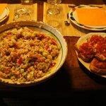 Panzanelle & Bruschetta al Pomodoro