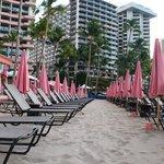 7:00 a.m. Waikiki Beach