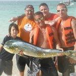 peche a bavaro punta cana 2013 (FISHING BAVARO )