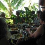 Breakfast at the Catalina Hotel Restaurant