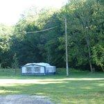 camping gedeelte