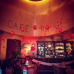 Cafe Rouge Metquarter