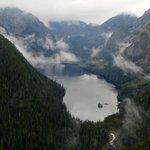 Flight over Misty Fjords NM