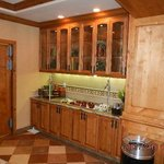 Homewood Suites Boise, Salad Bar Area