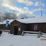 Calamity Jane's, Winter View